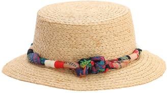 Tia Cibani Straw Hat