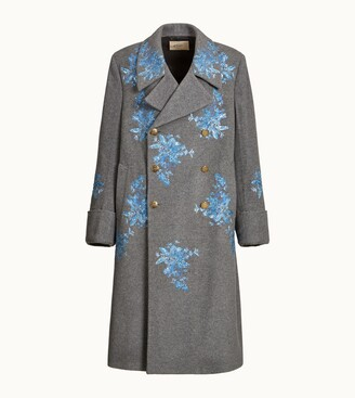 Tod's Double Breasted Coat