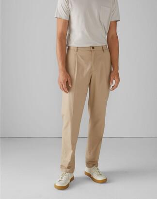 Club Monaco Pleated Tencel Cotton Pants