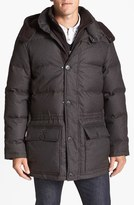 Vince Camuto 680-Down Fill Quilted Hooded Parka