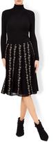 Monsoon Sinead Short Embroidered Skirt