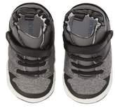 Robeez R) Zachary High Top Crib Sneaker