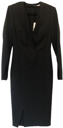 Protagonist Black Cotton Dress for Women