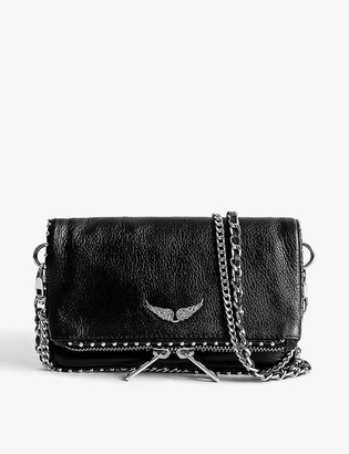 Zadig & Voltaire Mini Rock clutch bag