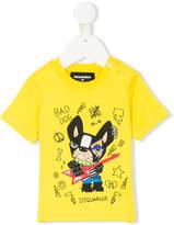DSQUARED2 Bad Dog T-shirt