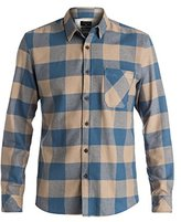 Quiksilver Men's Motherfly Flannel Shirt