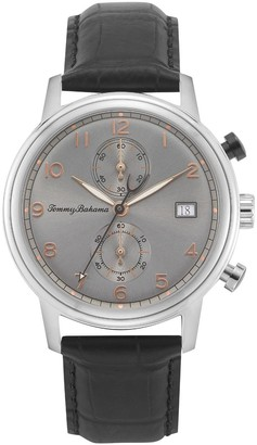 Tommy Bahama Men's Riviera Gray Dial Chronograph Watch