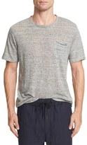 Rag & Bone Men's Owen Slub Linen T-Shirt