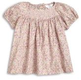 Ralph Lauren Infant's Smocked Floral Shirt