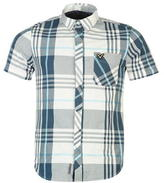 Voi Doc Large Check Shirt Mens