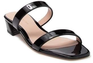 Stuart Weitzman Ava Chunky Heel Sandal