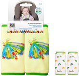 Eric Carle Reversible Strap Covers - Butterfly