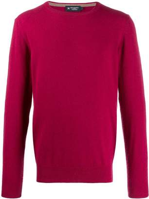 Hackett crew-neck wool jumper