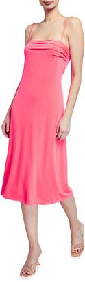 le superbe Entourage Strappy Dress