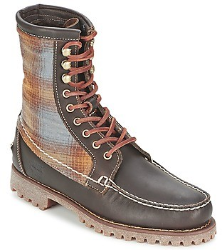 Timberland AUTHENTICS 8 IN RUGGED HANDSEWN F/L BOOT