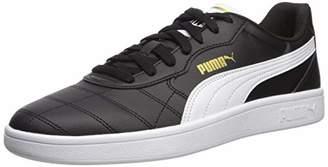 Puma Astro Kick Sneaker Black Team Gold White