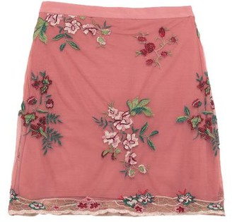 Band of Gypsies Mini skirt