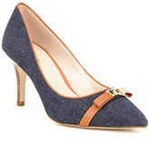 Cole Haan Juliana Denim Pumps