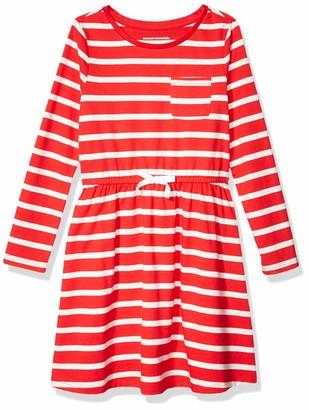 Essentials Girls Short-Sleeve Polo Dress Bambina