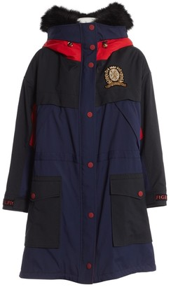 Tommy Hilfiger Red Polyester Coats