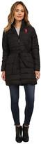 U.S. Polo Assn. Long Puffer Coat