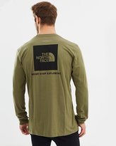 The North Face Box LS Tee