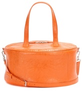Balenciaga Air Hobo S leather shoulder bag