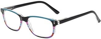 VK Couture Women's Rectangular Reading Glasses