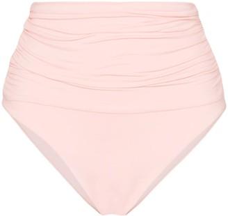 Melissa Odabash Caribe high-waisted bikini bottoms