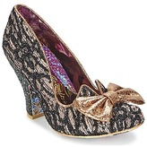 Irregular Choice NICK OF TIME BLACK / PINK