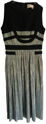 Jasmine Di Milo Metallic Wool Dress for Women