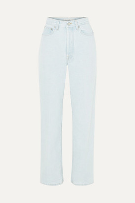 Golden Goose Shannen Mid-rise Jeans - Light denim
