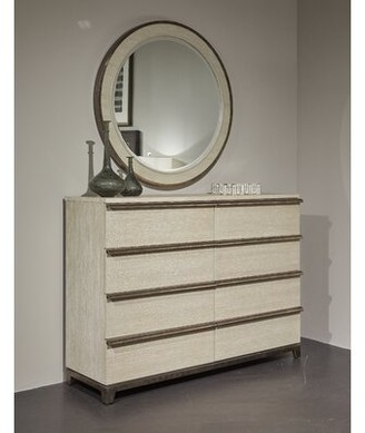 Stanley Furniture 8 Drawer Double Dresser