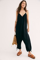 The Endless Summer Always Fun Jumpsuit by at Free People, Black, XS