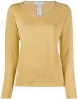 Fabiana Filippi v-neck long-sleeved jumper