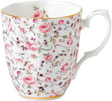 Royal Albert Rose Confetti Coffee Mug