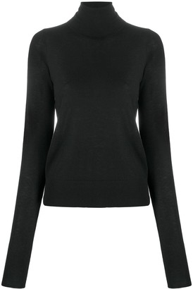 Co High Neck Cashmere Jumper