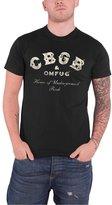 CBGB classic logo Underground Rock Official Mens New T Shirt