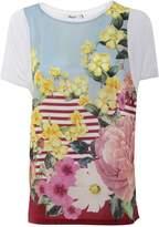 Blugirl Silk T-shirt