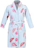 Richie House Girl's Soft and Warm Bathrobe Robe RH2518-C-12/14