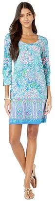 Lilly Pulitzer Sherrill Dress (Multi In Full Bloom Engineered Knit) Women's Dress