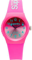 Superdry 3 Hands;Gradient Mirror Pink Dial
