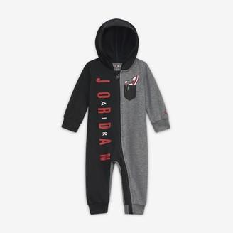 Nike Baby (0-9M) Full-Zip Coverall Jordan