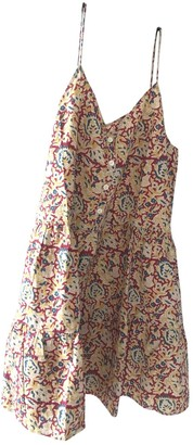 soeur Multicolour Cotton Dresses
