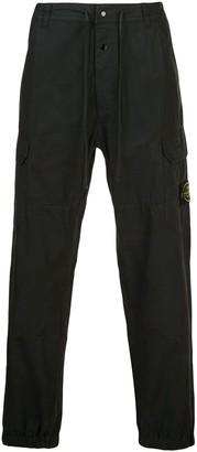Supreme x Stone Island Camo Cargo trousers