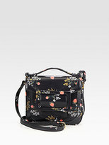 Floral Printed Bodin Mini Bag