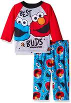 "Sesame Street Baby Boys' ""Best Buds"" 2-Piece Pajamas"