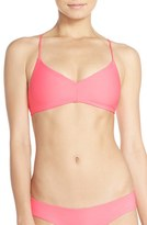 Boys + Arrows Women's 'Deb The Desperado' Cross Back Bikini Top