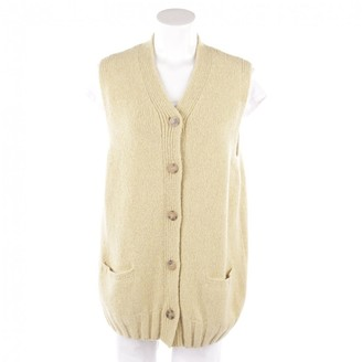 Brunello Cucinelli Yellow Wool Knitwear for Women