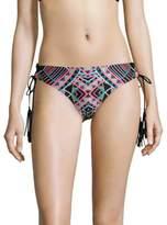 Coco Rave Geometric Hipster Bikini Bottom